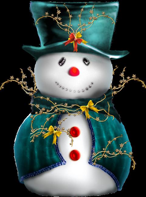 Hóember, hópihe - png