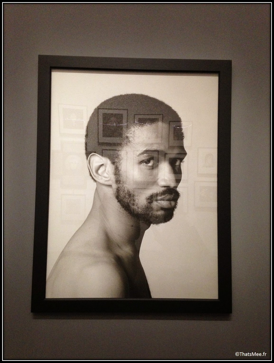 exposition photographie Robert Mapplethorpe photographe américain 70s portrait peau noire gay, expo Mapplethorpe Grand Palais Paris 2014