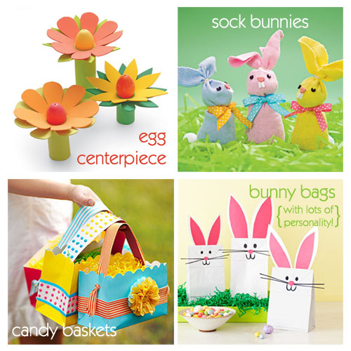 Mrs. Jackson's Class Website Blog: Easter Crafts-Lessons