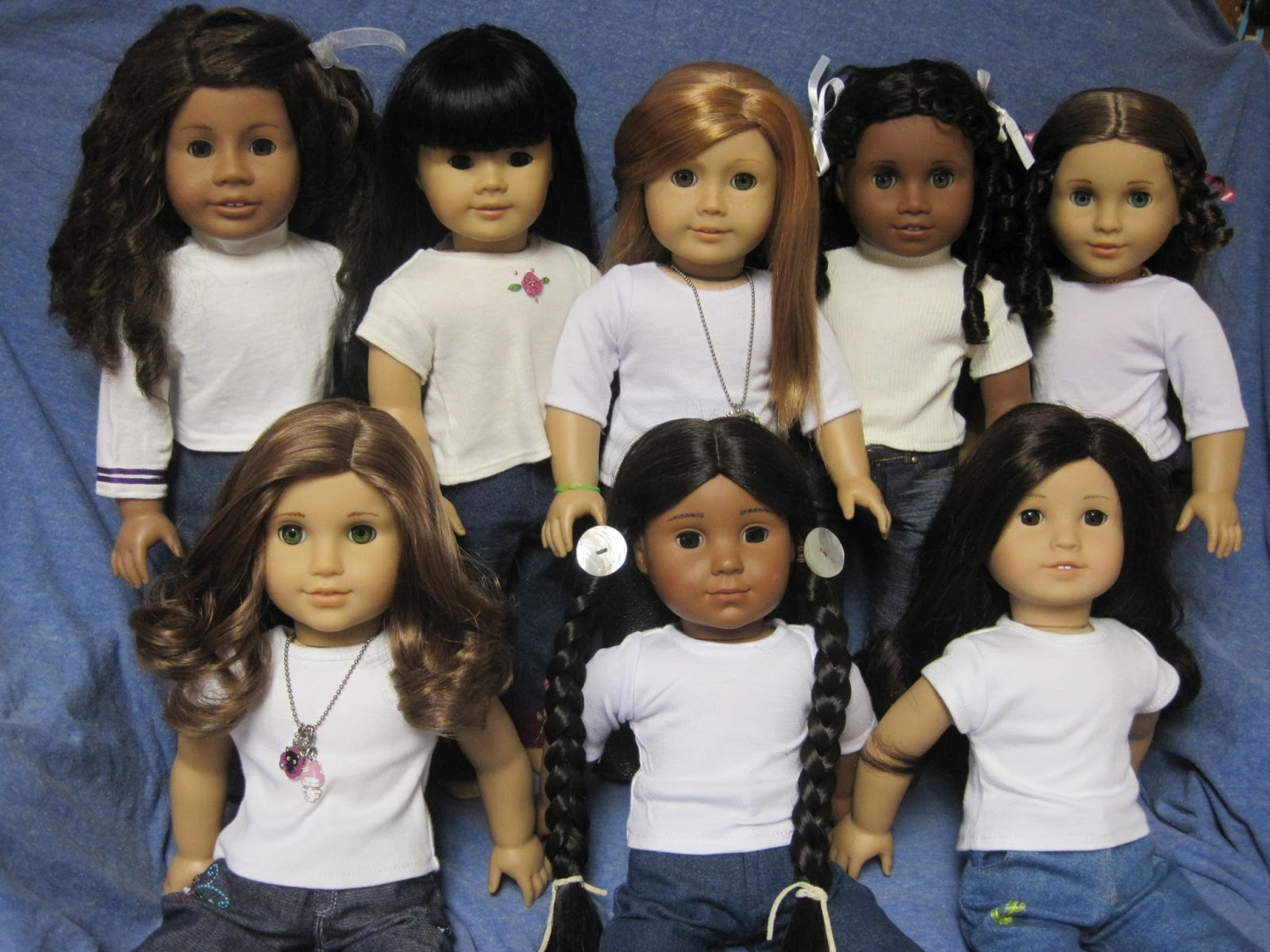 Never Grow Up A Mom s Guide to Dolls and More American Girl Doll