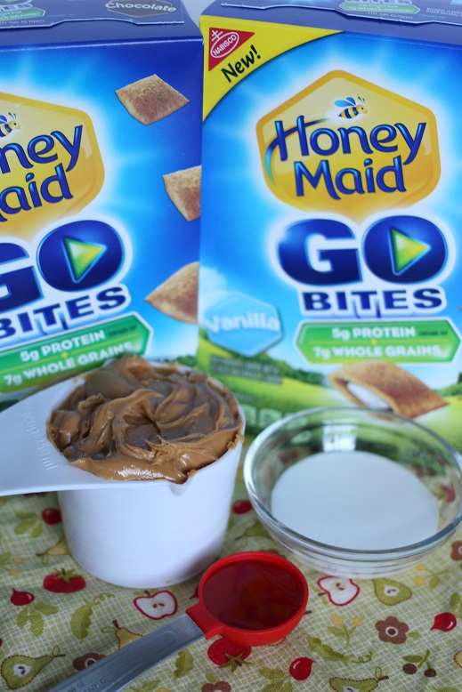 Coconut Maple Peanut Butter Dip