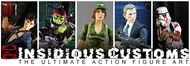 Insidious Customs: The Ultimate Action Figure Art