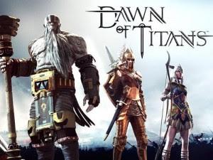 Download Dawn of Titans MOD APK+DATA v1.15.4 Full Hack Unlimited Money Update Juni 2017 Gratis