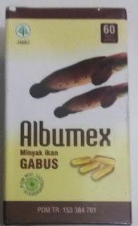 Minyak Ikan Gabus