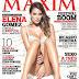 Elana Gomez Topless for Maxim Portugal September 2012