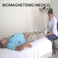 Mi inclinación  por la salud natural me llevo a estudiar Biomagnetismo.