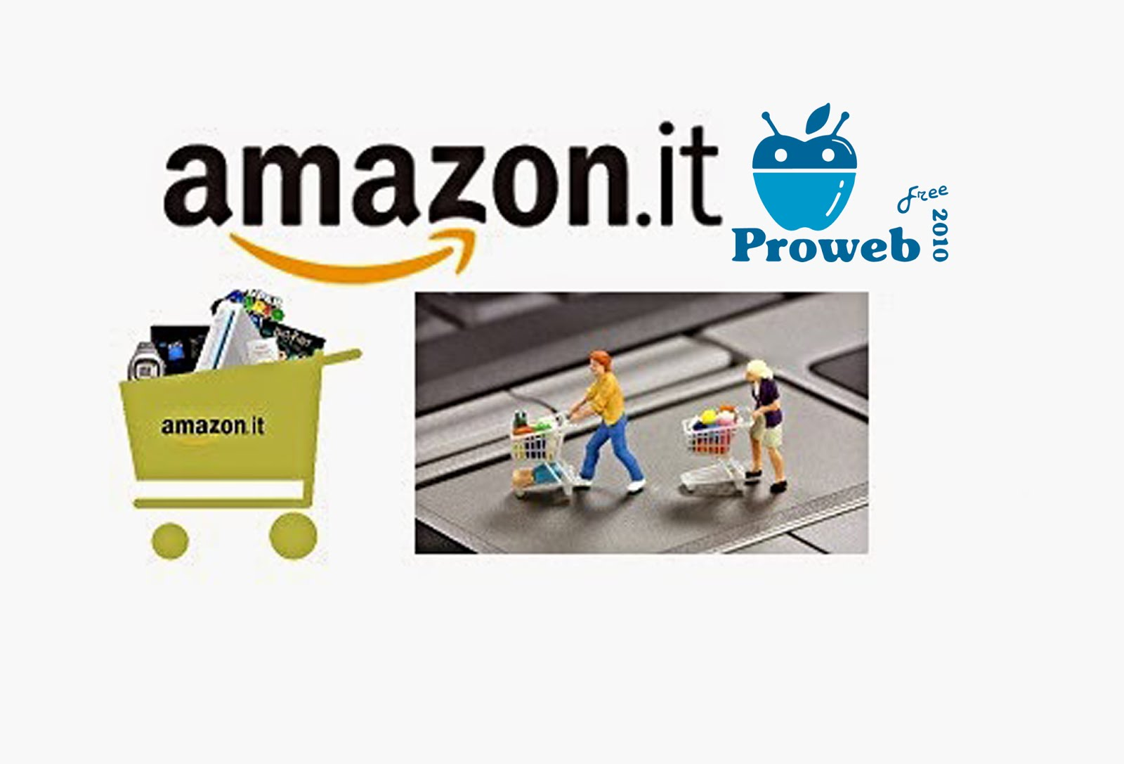 Acquista da qui .. Amazon - sconti per te