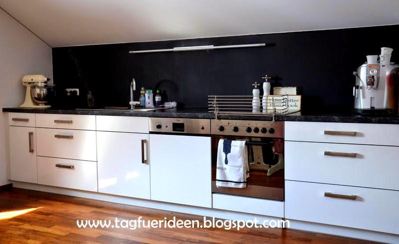 Rueckwand Kueche Fliesenspiegel Ideen Kupfer - Design