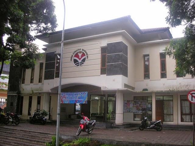 Mengenal Gedung UPI - PKM