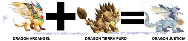 como sacar el dragon justicia en dragon city 1
