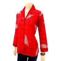 Blouse Batik Wanita DBT-2849