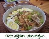 resep soto lamongan