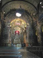 Rio de Janeiro - Igreja e Convento Sao Bento
