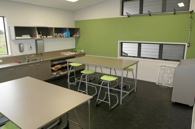 Open Classroom Design ~ Open learning spaces studios and cave hingaia