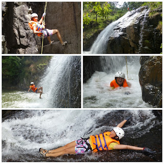 Canyoning Da Lat, Vietnam
