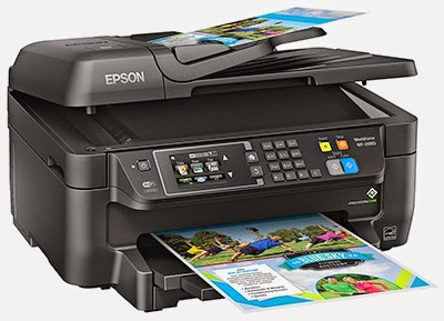 Epson WF-2660 Printer print document