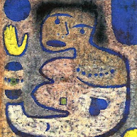 'Cançó d'amor per a la lluna nova (Paul Klee)'
