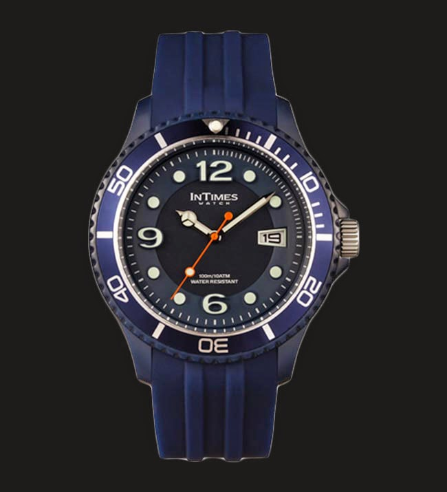 InTimes IT090 Carbon Blue