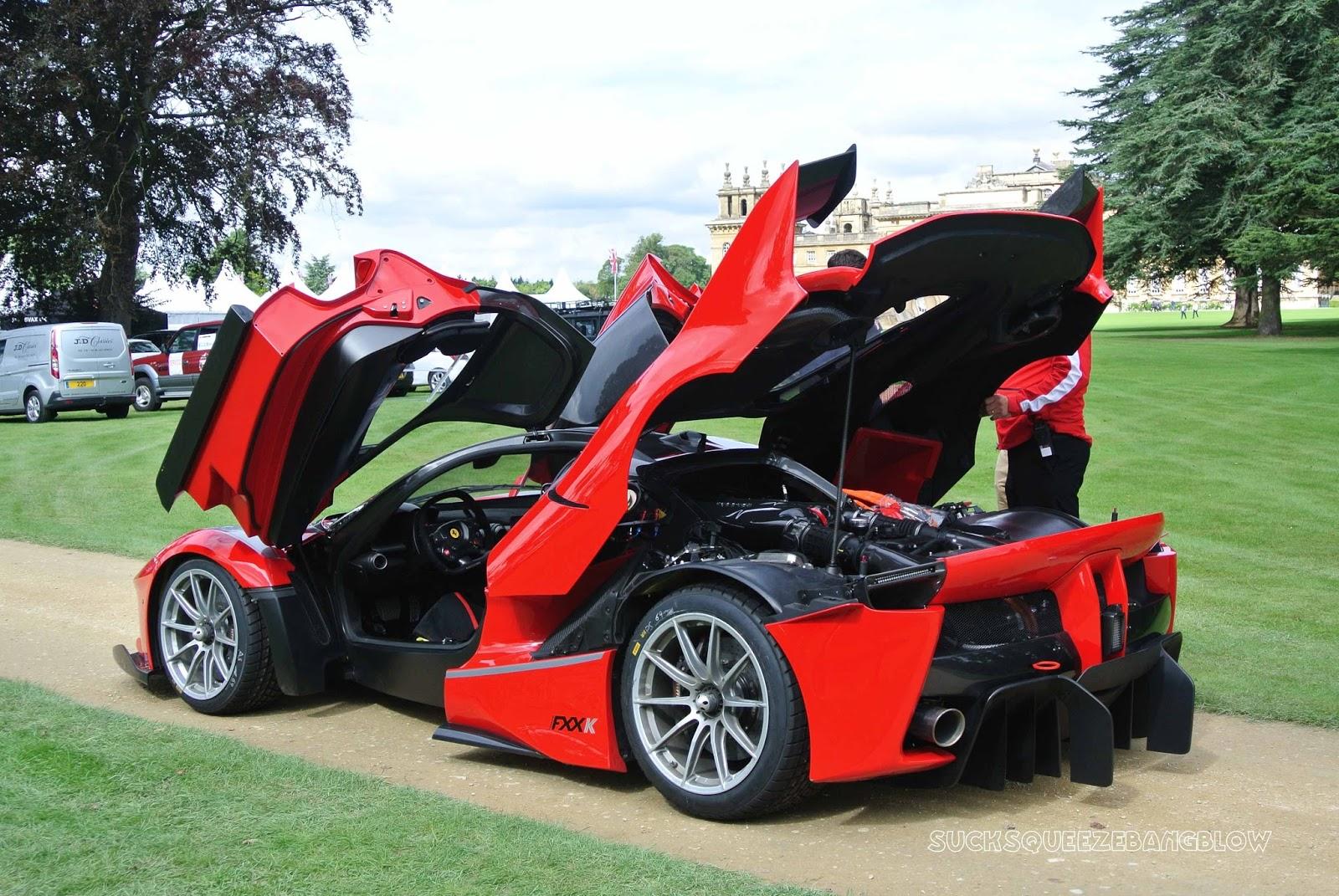 Sucksqueezebangblow Ferrari Fxxk