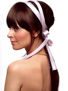 Updo Hairstyle Trend In The Spring 2012