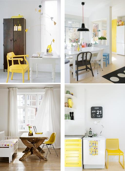 Vrolijk lente huis in een handomdraai   villa d u0026#39;Esta   interieur en wonen