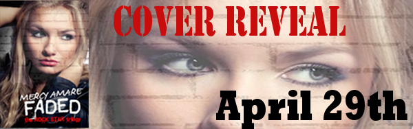 Cover Reveal: Faded by Mercy Amare