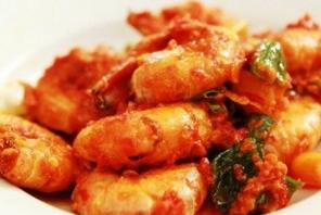 Resep cara membuat sambal goreng udang tahu