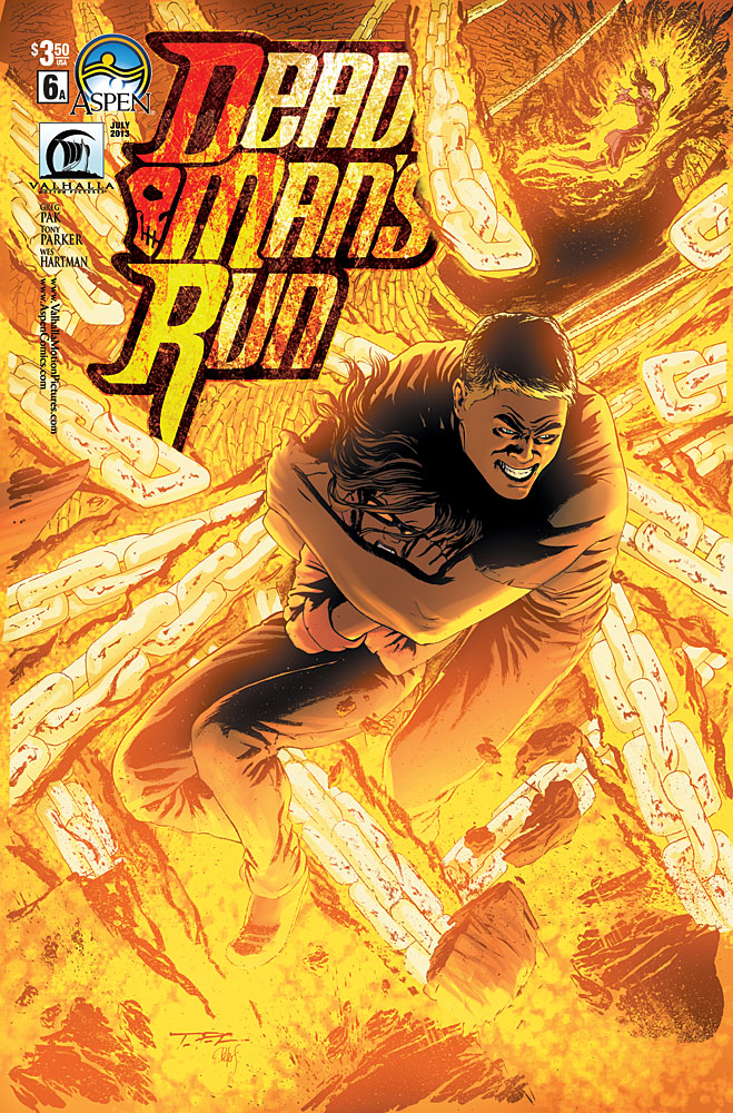 Preview: DEAD MAN¹S RUN #6