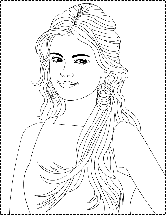 Nicole 39 s Free Coloring Pages July 2010