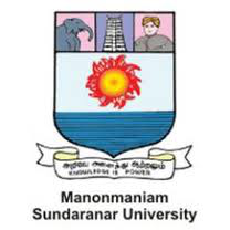 Manonmaniam Sundaran University