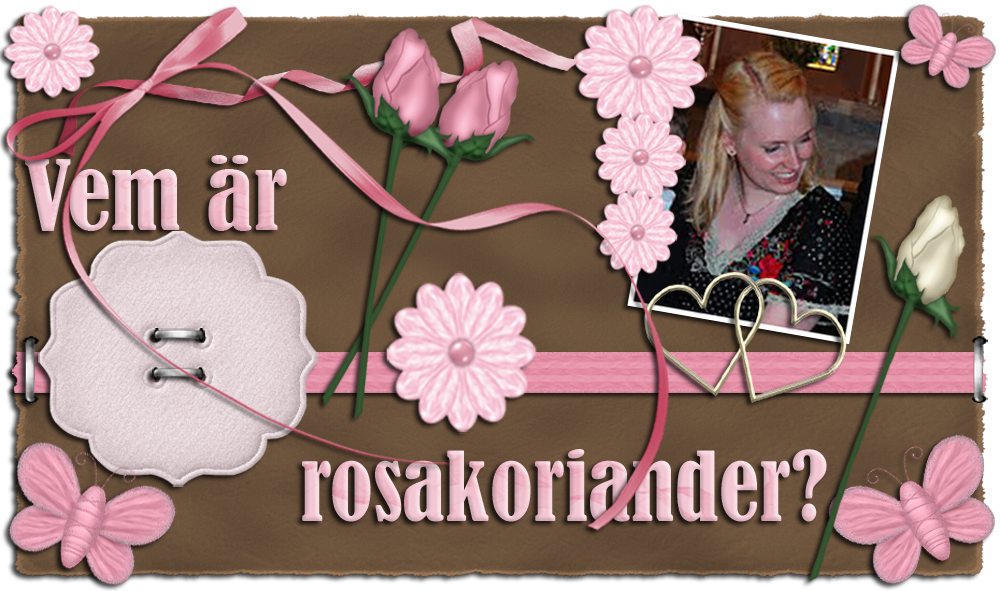 Rosakoriander