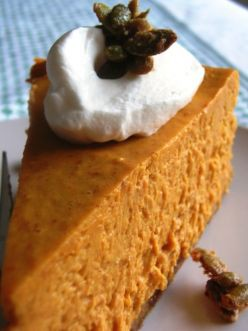 Step Pumpkin Cheesecake | Cook'n is Fun - Food Recipes, Dessert ...