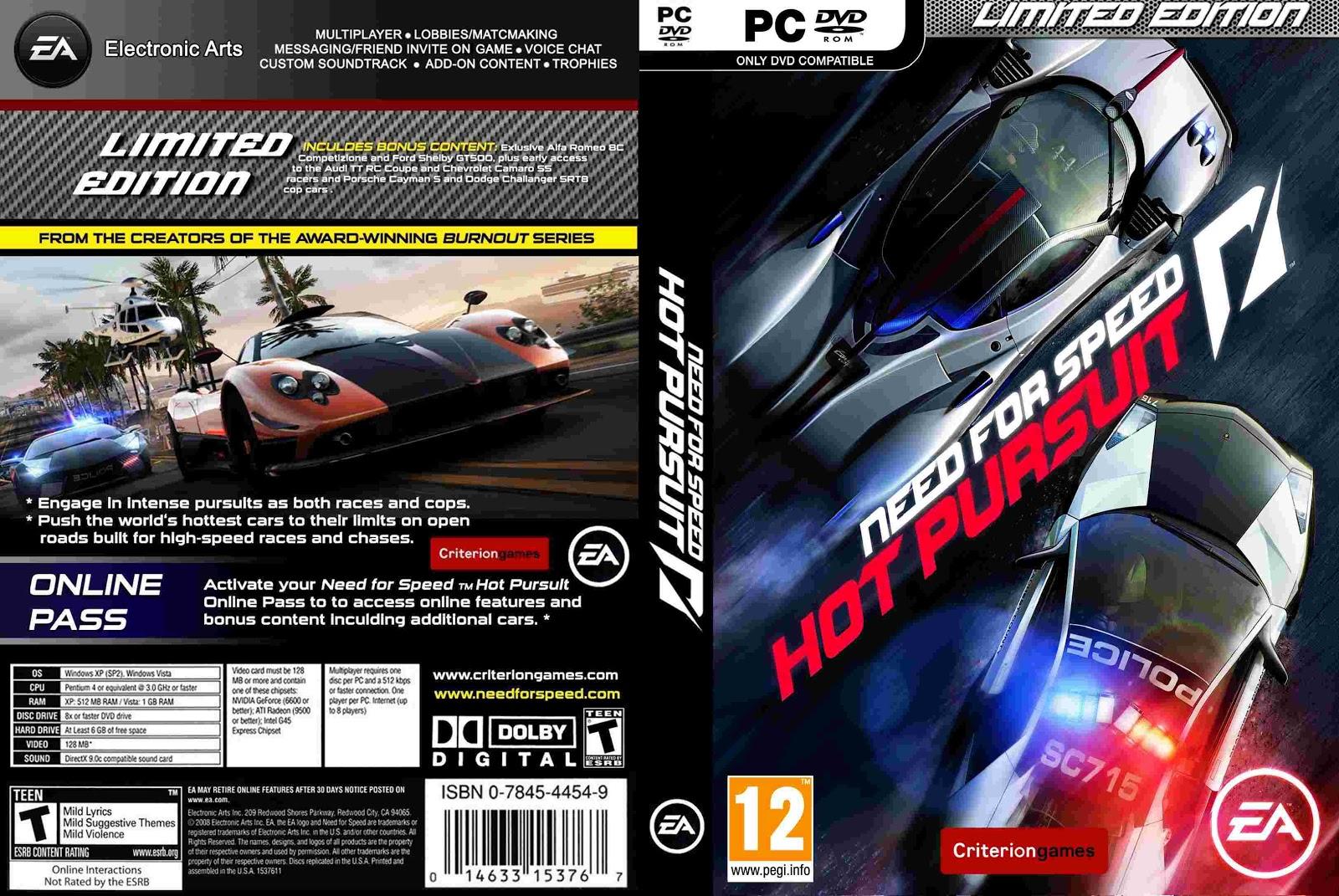 Саундтреки из nfs hot pursuit 18 фотография