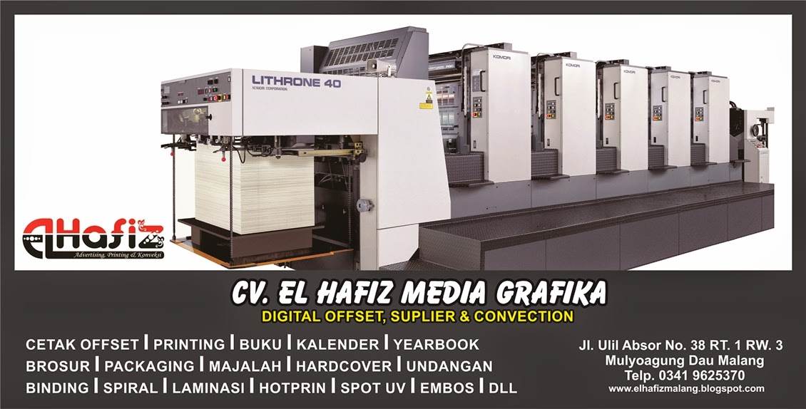El Hafiz Media Grafika Malang
