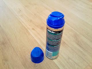 Gillette Series Scheergel Beschermend