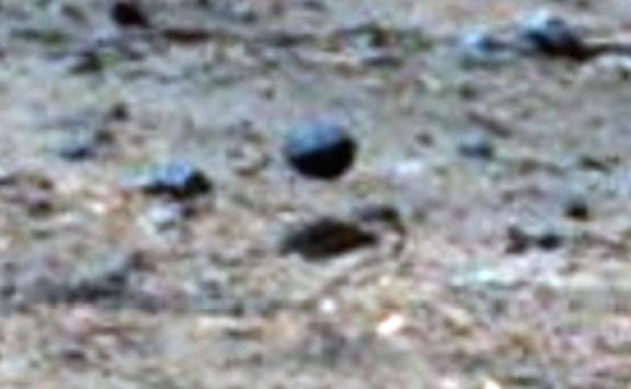 Leviating Orb Captured On Mars 2015, UFO Sighting News