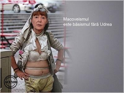 Monica Macovei Macoveismul