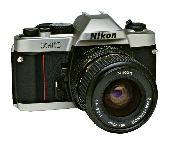 Nikon Fm10 Film Slr Camera Technical Specs
