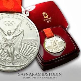 Medalla olímpica de handball a la venta en Islandia | Mundo Handball