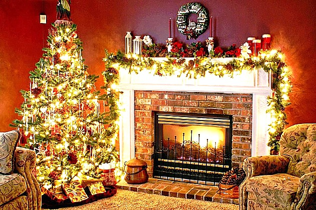 christmas tree art - Best Decorated Christmas Trees 2014