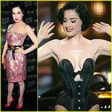 Marilyn manson boob implants