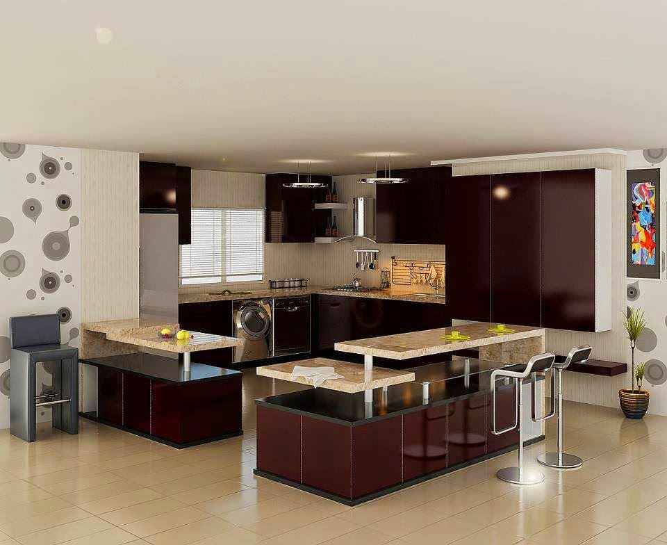 Modern Kitchens Interior Design Inspiration