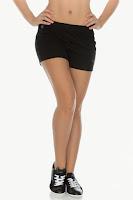 Pantalon scurt PUMA pentru femei ESS JERSEY SHORTS