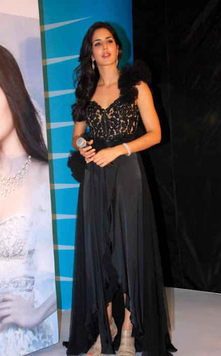 katrina kaif at nakshatra logo launch photo gallery