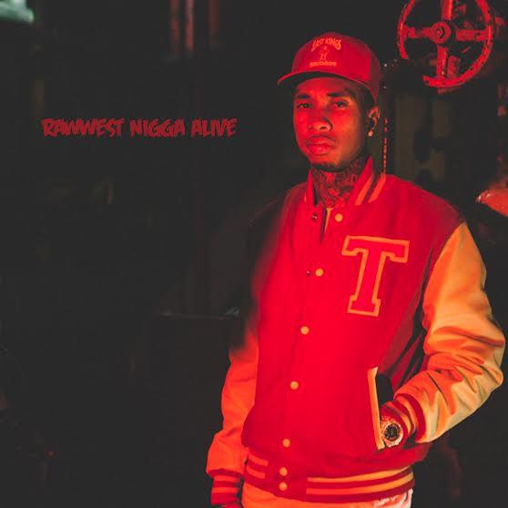 Mixtape: Tyga - Rawwest Nigga Alive