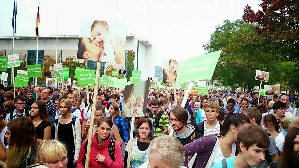 Marsch für das Leben
