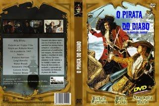 O PIRATA DO DIABO (1964)
