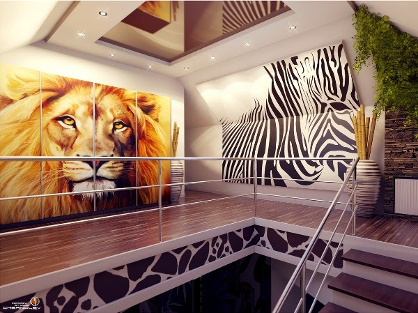 The best ideas to  African style in interior 2015,African style,African style in interior ,furniture for African style in interior , African style furniture,ideas for African style interior ,design for African style interior