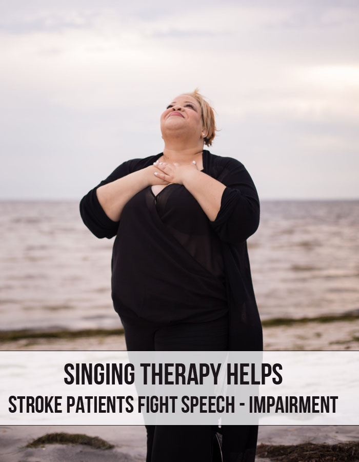 Singing Therapy Helps Stroke Patients Fight Speech-Impairment