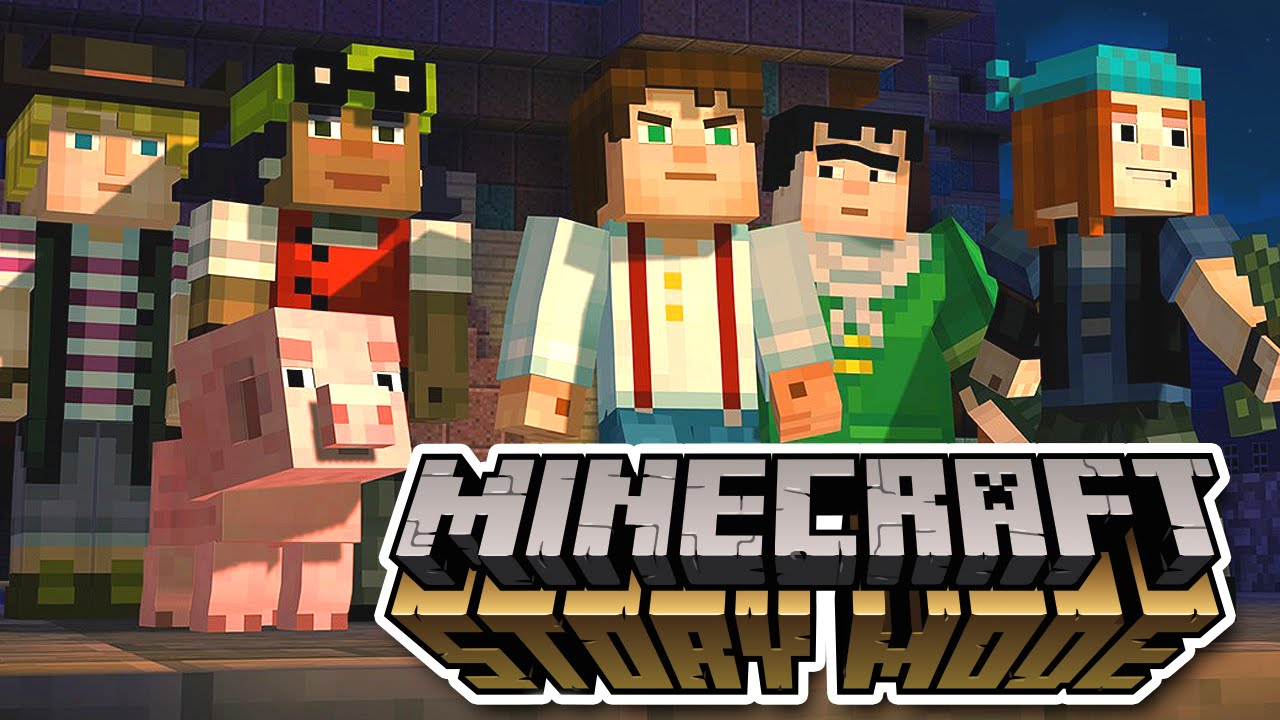 Minecraft: Story Mode Gameplay IOS / Android